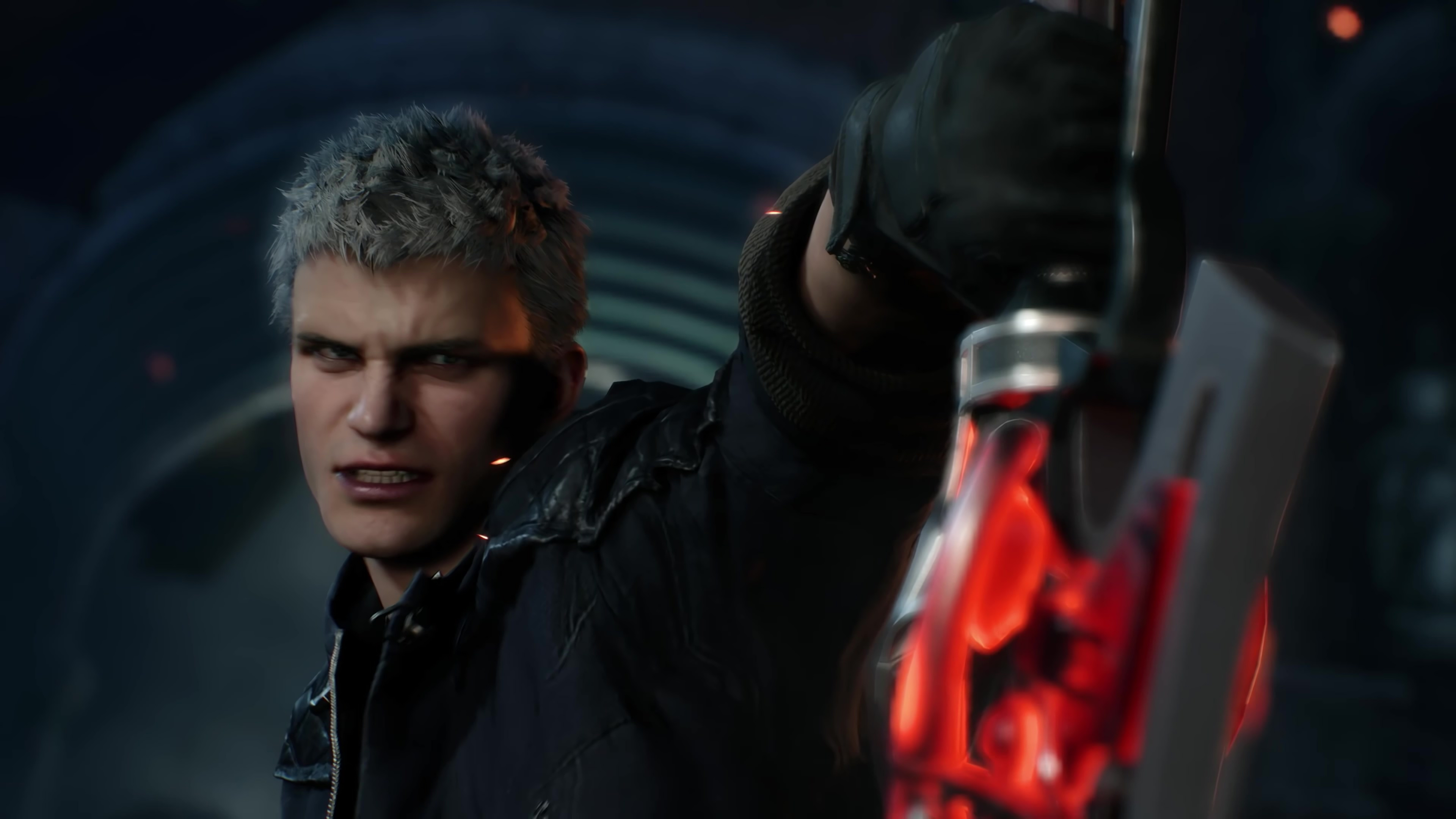 Devil May Cry 5 Nero 4k Ultra Hd Wallpaper Background Image