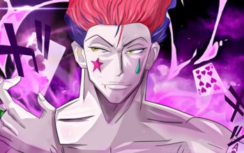 33 Hisoka Hunter Hunter Hd Wallpapers Background
