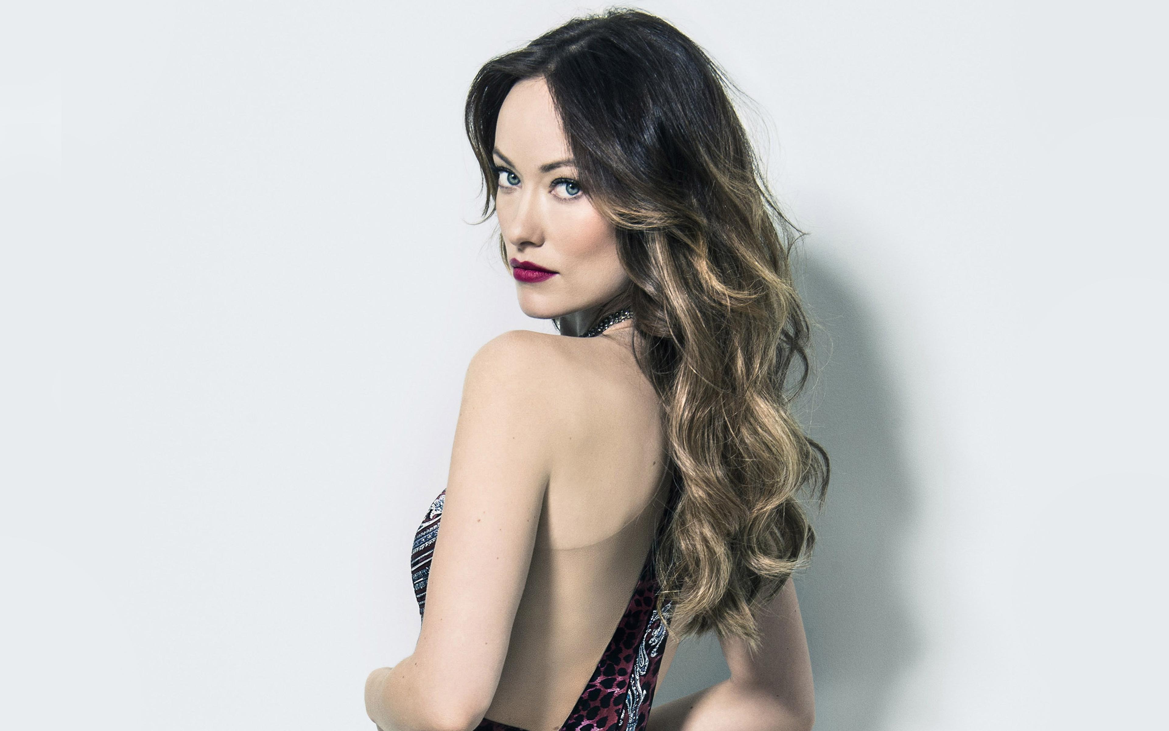 Olivia Wilde 4k Ultra Fondo De Pantalla Hd Fondo De