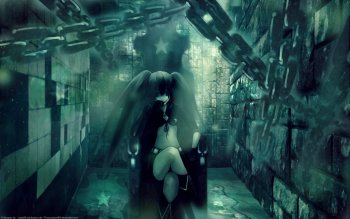 Anime - Black Rock Shooter Wallpapers and Backgrounds ID : 94515