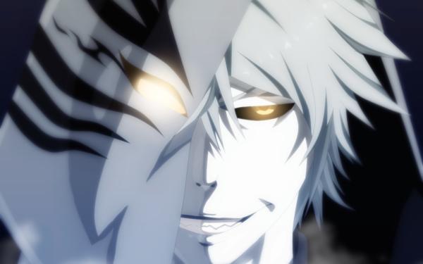 Anime Bleach Hollow Ichigo Ichigo Kurosaki Zangetsu HD Wallpaper | Background Image