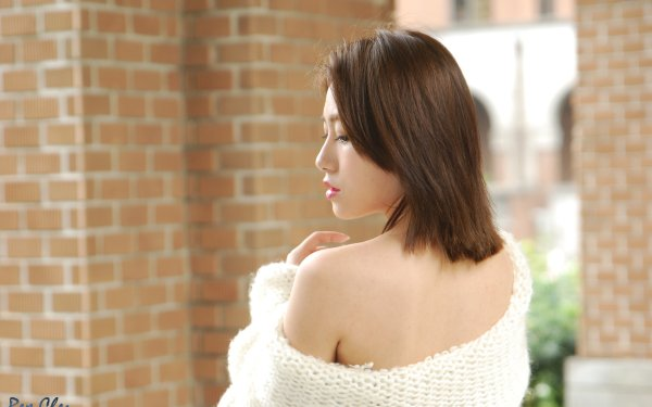 Women Asian Brunette Girl Model Woman HD Wallpaper | Background Image