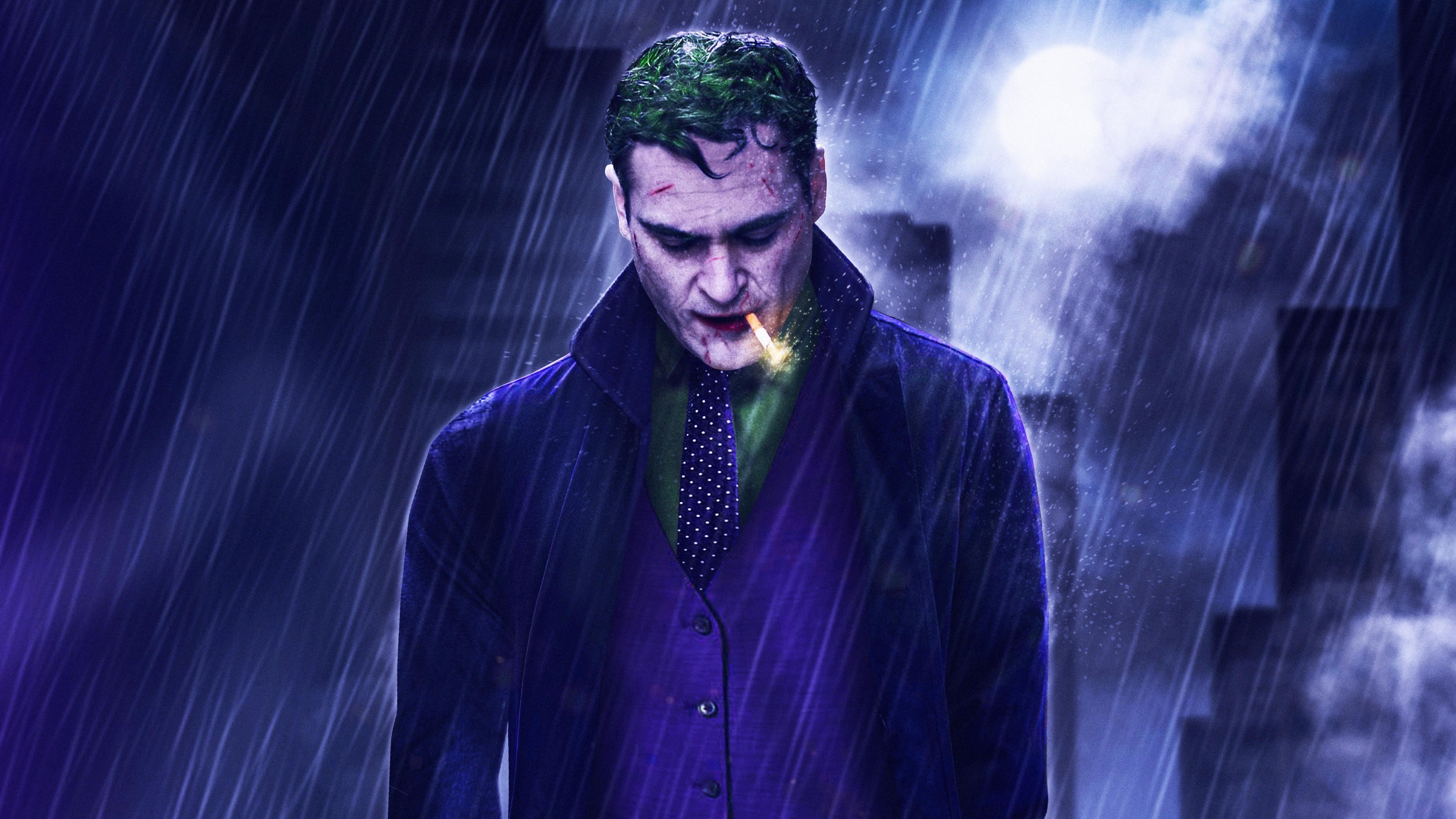 Joaquin Phoenix Joker 4k Ultra Fondo De Pantalla Hd Fondo