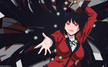 165 Kakegurui Hd Wallpapers Background Images Wallpaper Abyss