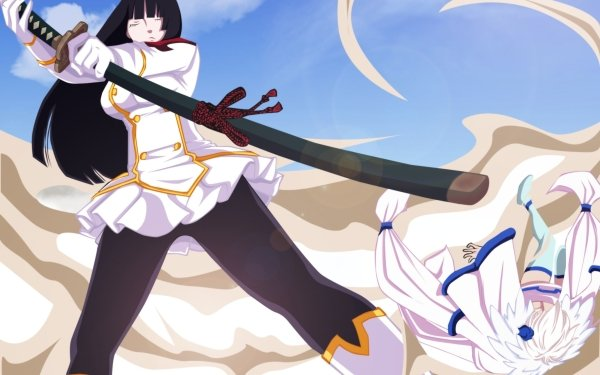 Anime Fairy Tail Kagura Mikazuchi Yukino Aguria Fond d'écran HD | Image