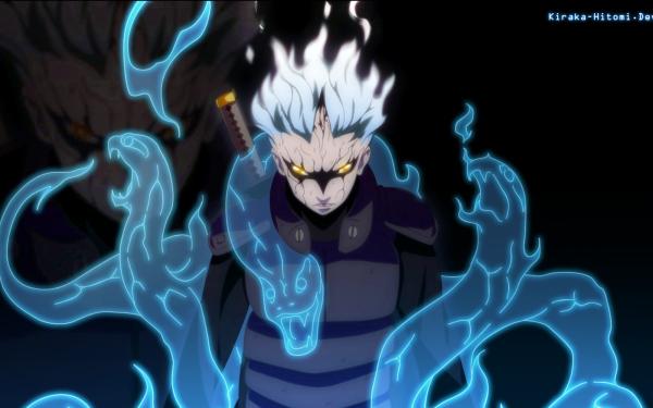 Anime Naruto Mitsuki Papel de Parede HD | Plano de Fundo