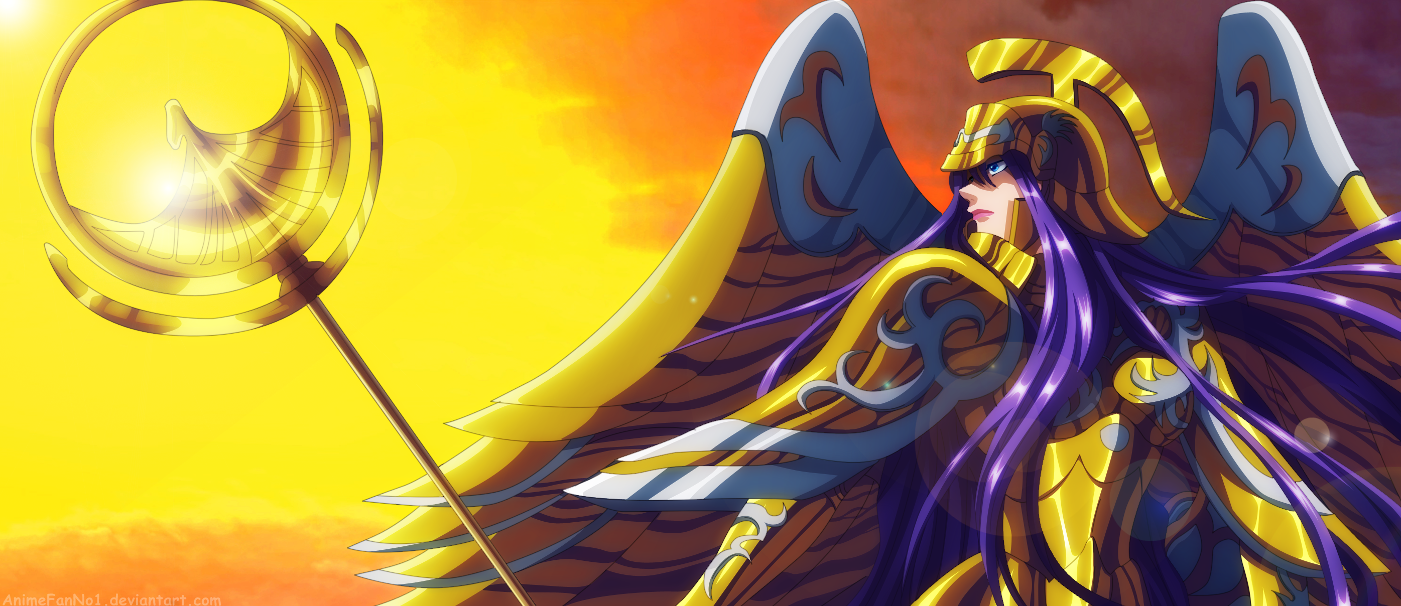 Saint Seiya Lost Canvas HD Wallpaper | Background Image