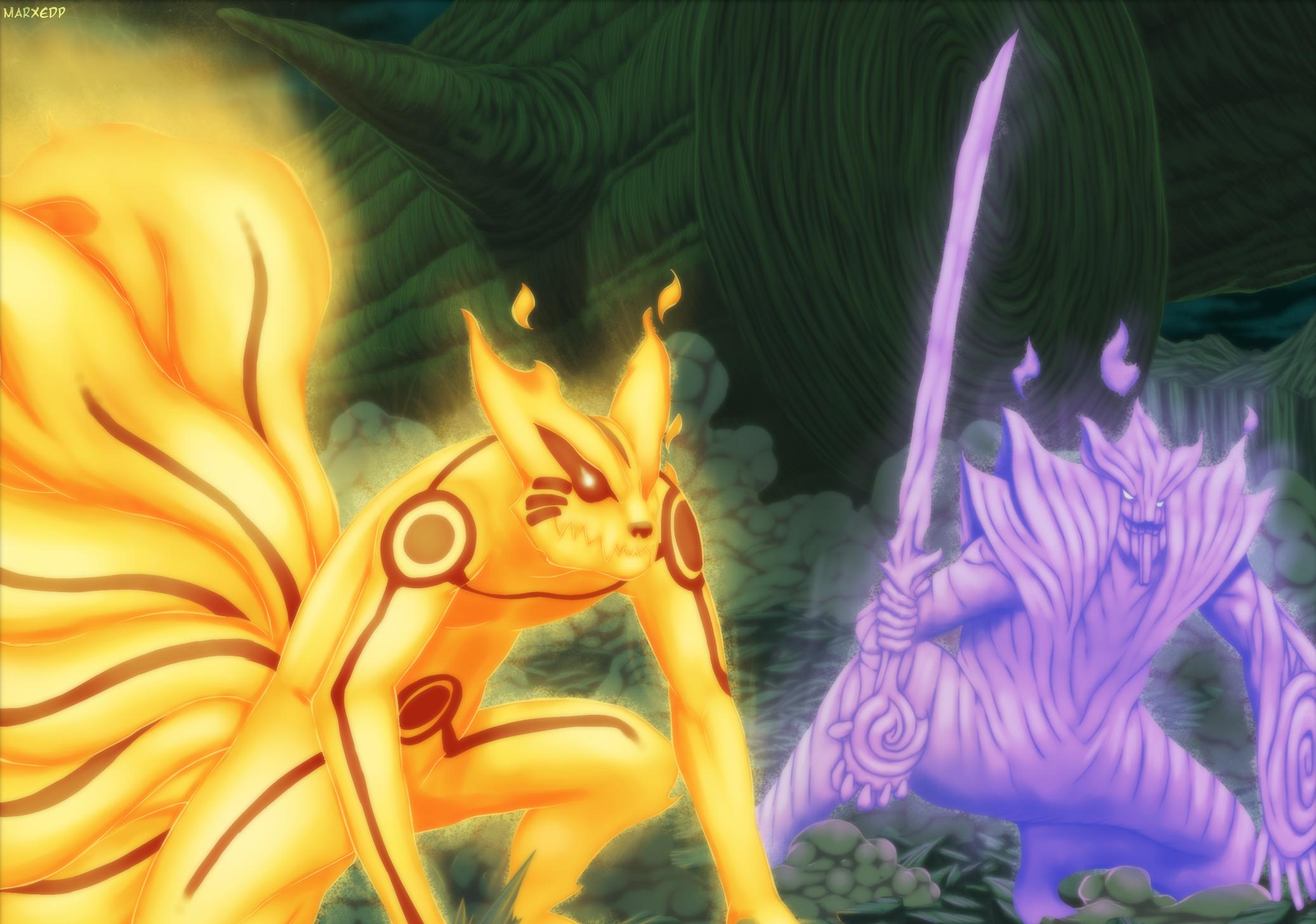 Naruto Hd Wallpaper Background Image 2074x1456 Id