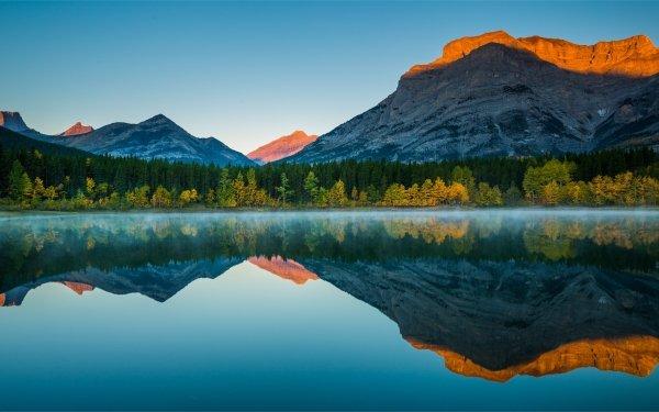 Tierra/Naturaleza Reflejo Fondo de pantalla HD | Fondo de Escritorio