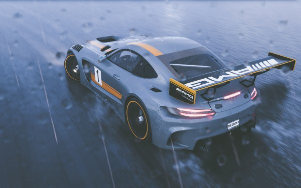 Video Game The Crew 2 Water Drop HD Wallpaper   Background Image