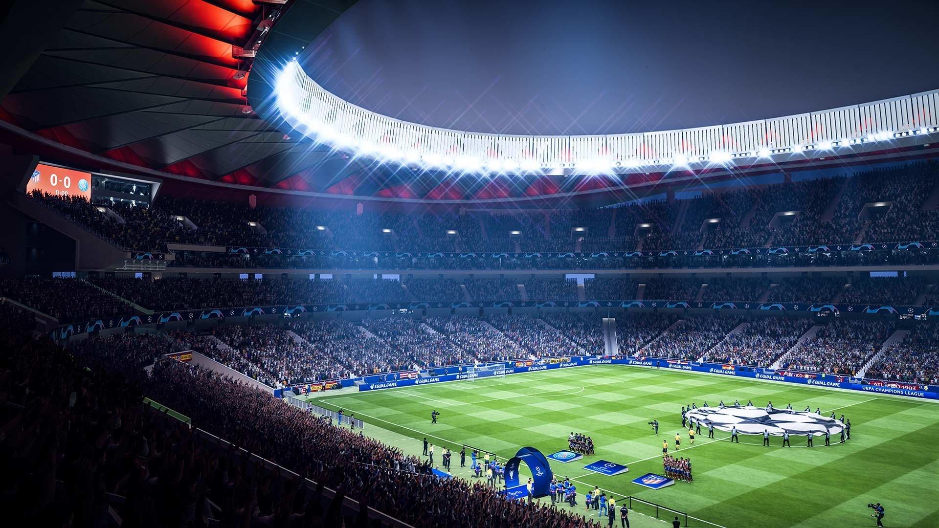 FIFA 19 HD Wallpaper   Background Image