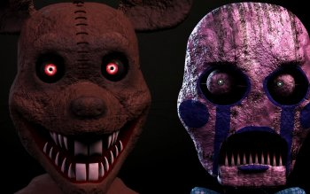 105 Five Nights at Freddy's 3 HD Wallpapers | Background