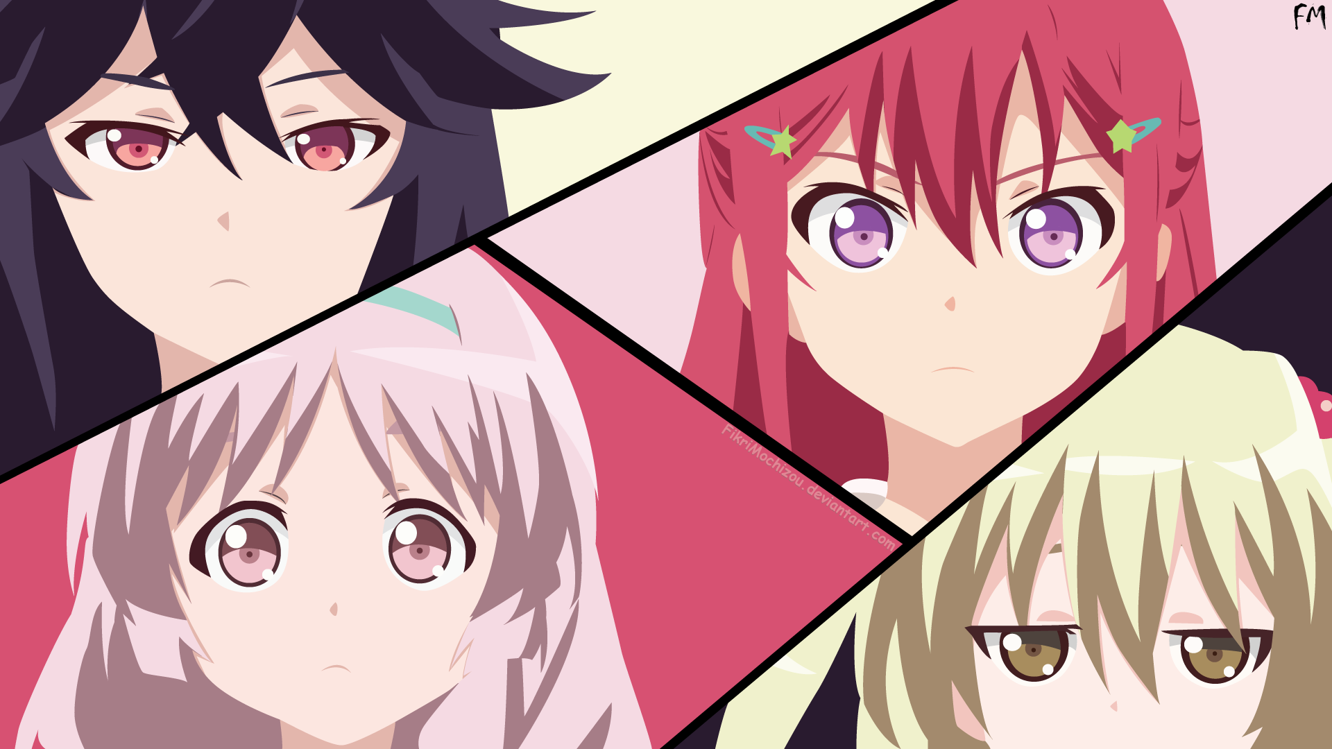 When Supernatural Battles Became Commonplace Hd Wallpaper