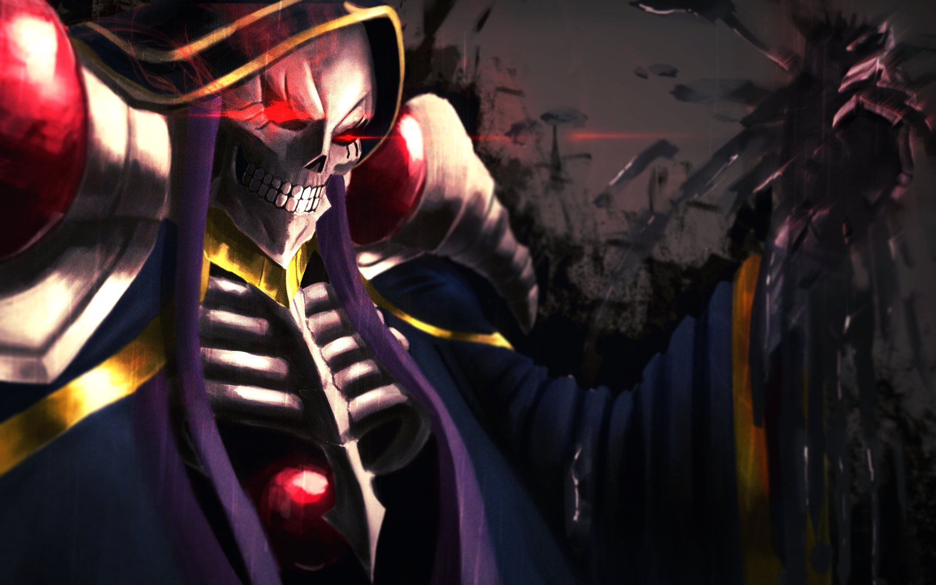 Overlord Hd Wallpaper Background Image 1920x1200 Id 955516 Wallpaper Abyss