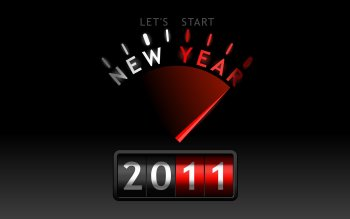 Holiday - New Year Wallpapers and Backgrounds ID : 95577