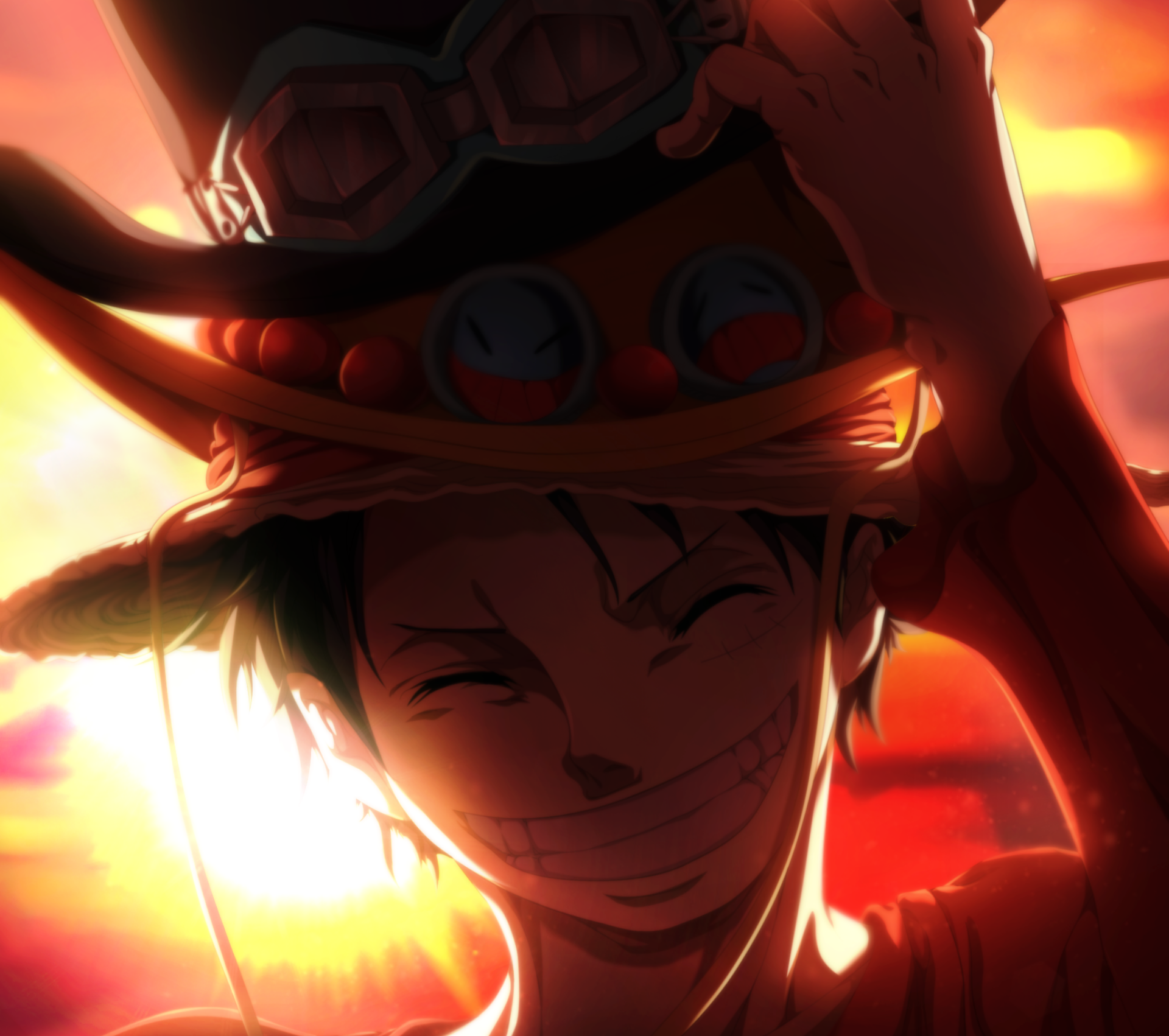 One Piece Hd Wallpaper Background Image 1920x1702 Id