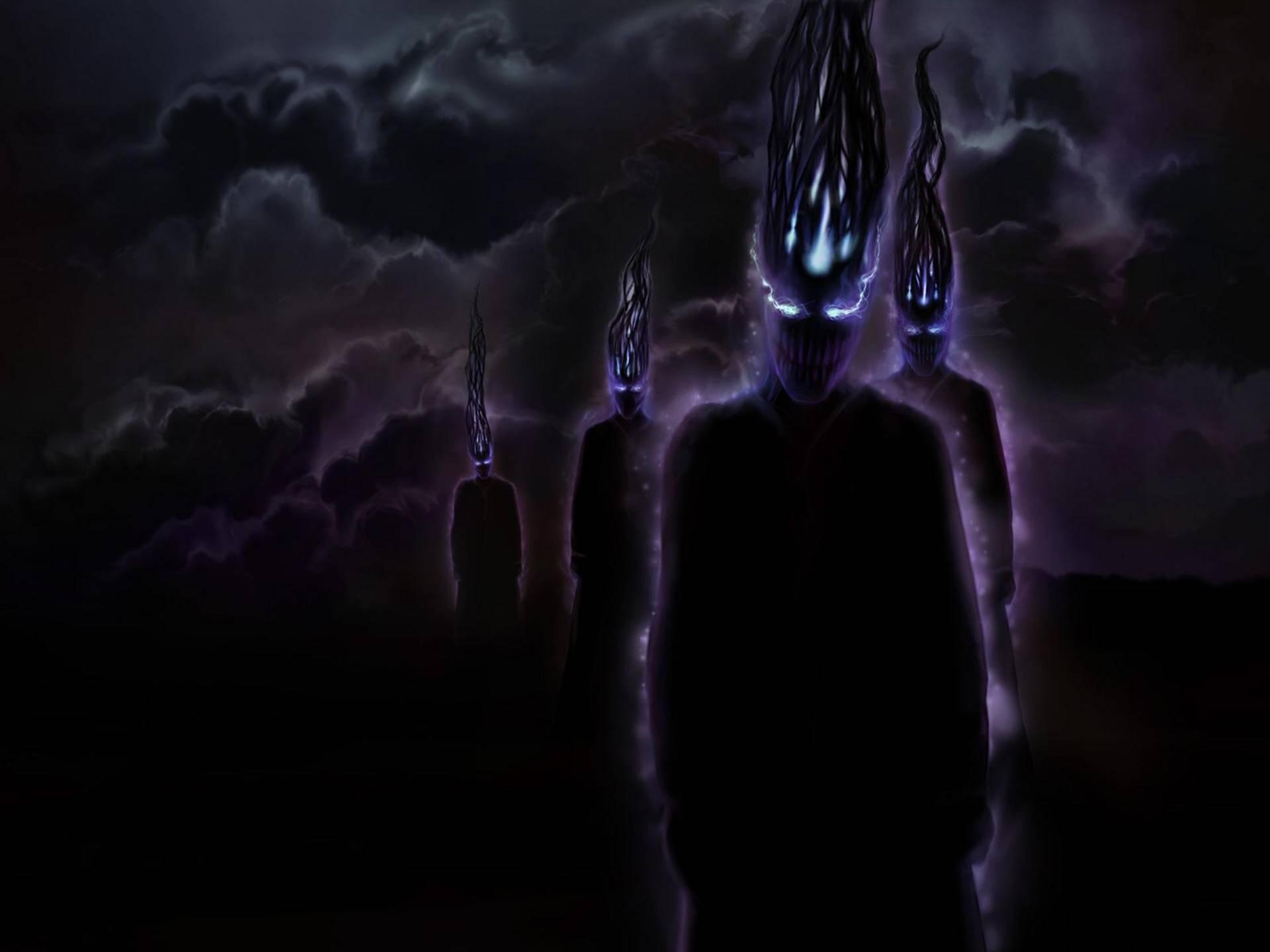 Dark - Monster  Wallpaper