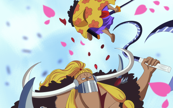 Anime One Piece Jack Shutenmaru HD Wallpaper | Background Image
