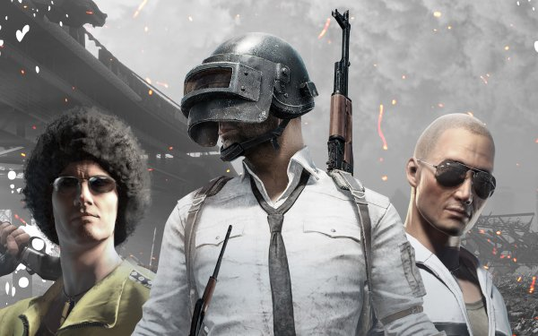 Video Game PlayerUnknown's Battlegrounds HD Wallpaper   Background Image