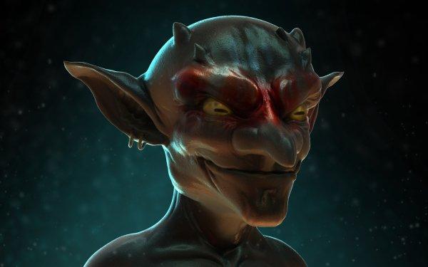 Anime Goblin Slayer Goblin HD Wallpaper | Background Image