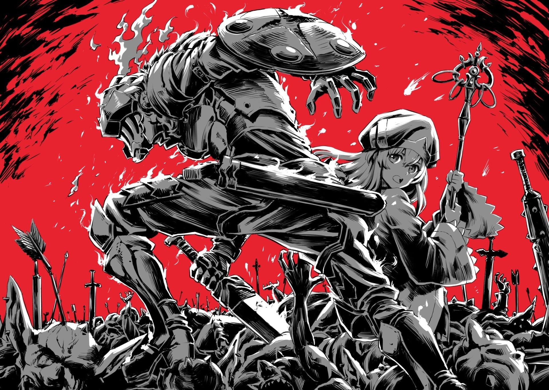 Goblin Slayer A Gallery By: CrazyDiamond - Wallpaper Abyss