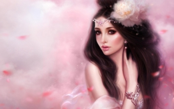 Fantasy - Women Wallpapers and Backgrounds ID : 96049