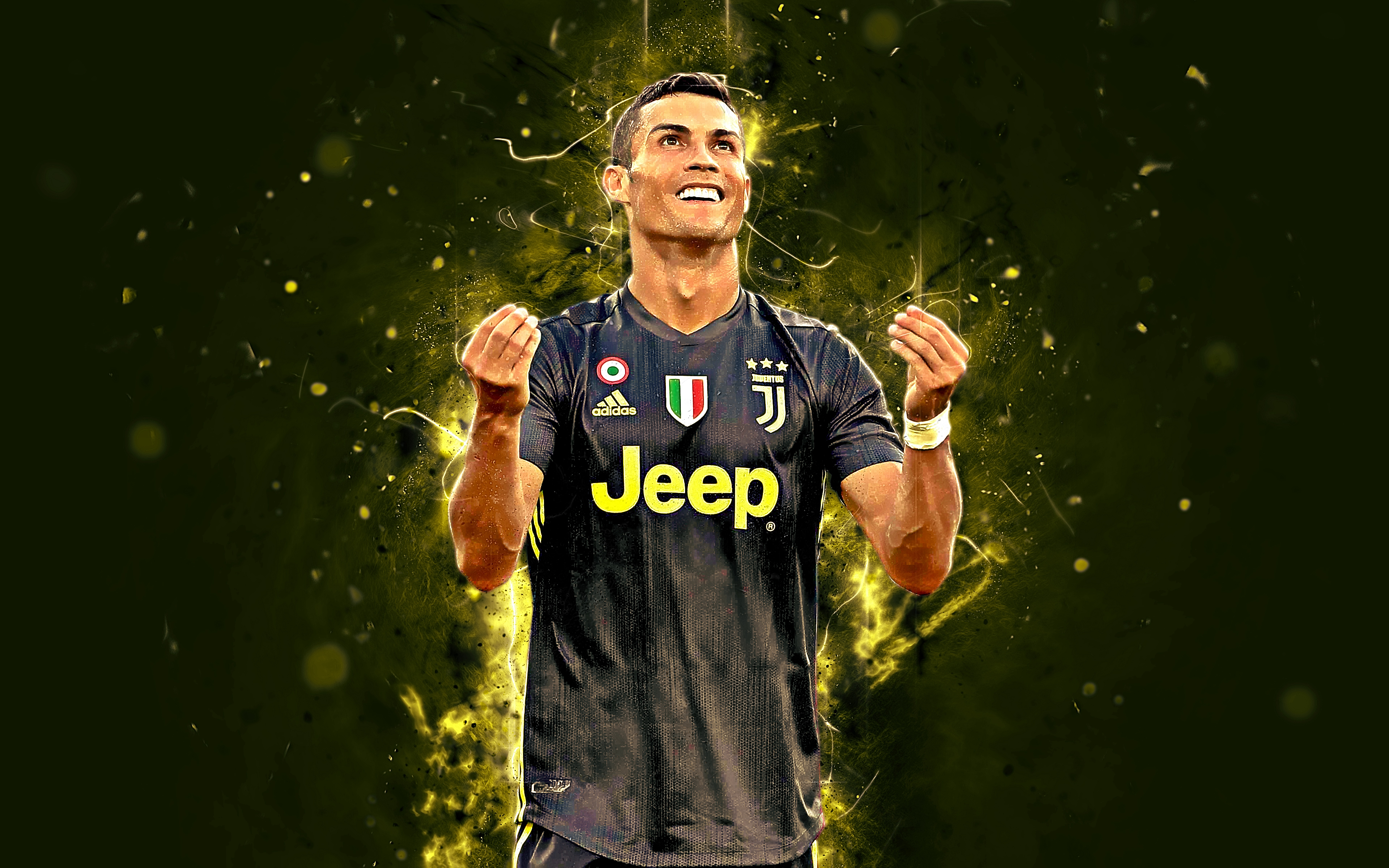 Cristiano Ronaldo Juventus 4k Ultra Hd Wallpaper Sfondi