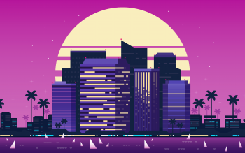 31 4k Ultra Hd Retro Wave Wallpapers Background Images Wallpaper Abyss