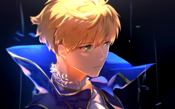Anime Fate/Grand Order Fate Series Saber Arthur Pendragon HD Wallpaper   Background Image
