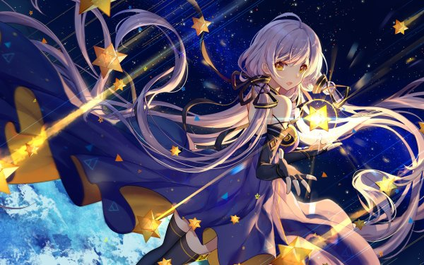 Anime Vocaloid Stardust HD Wallpaper   Background Image