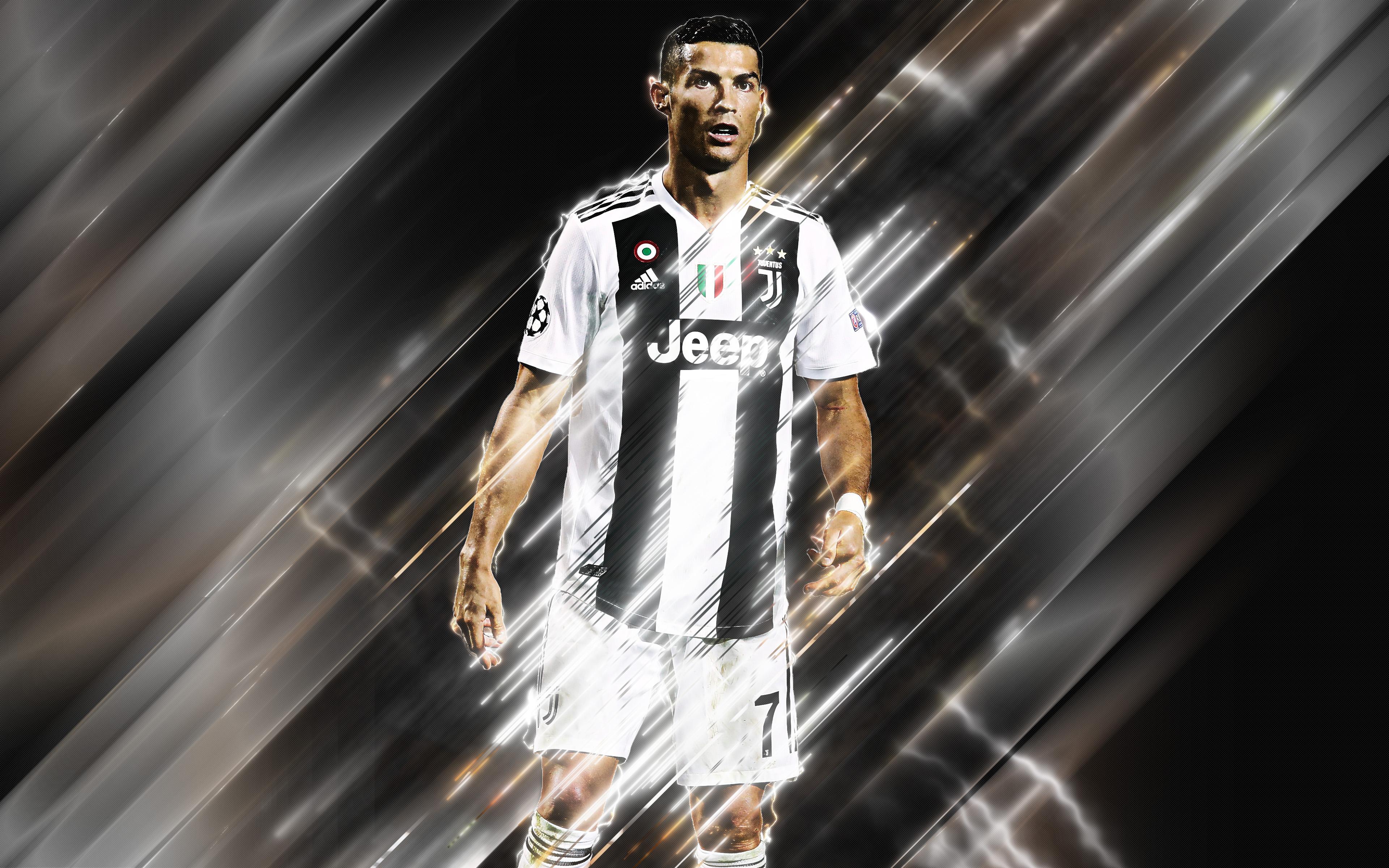 Fondos De Pantalla De Cristiano Ronaldo: CR7 - Juve 4k Ultra Fondo De Pantalla HD