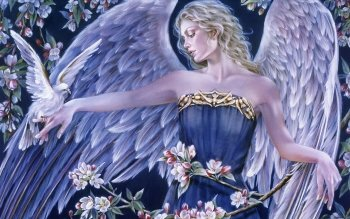 Fantasy - Angel Wallpapers and Backgrounds ID : 96687