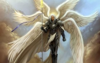 Fantasy - Angel Warrior Wallpapers and Backgrounds ID : 96689