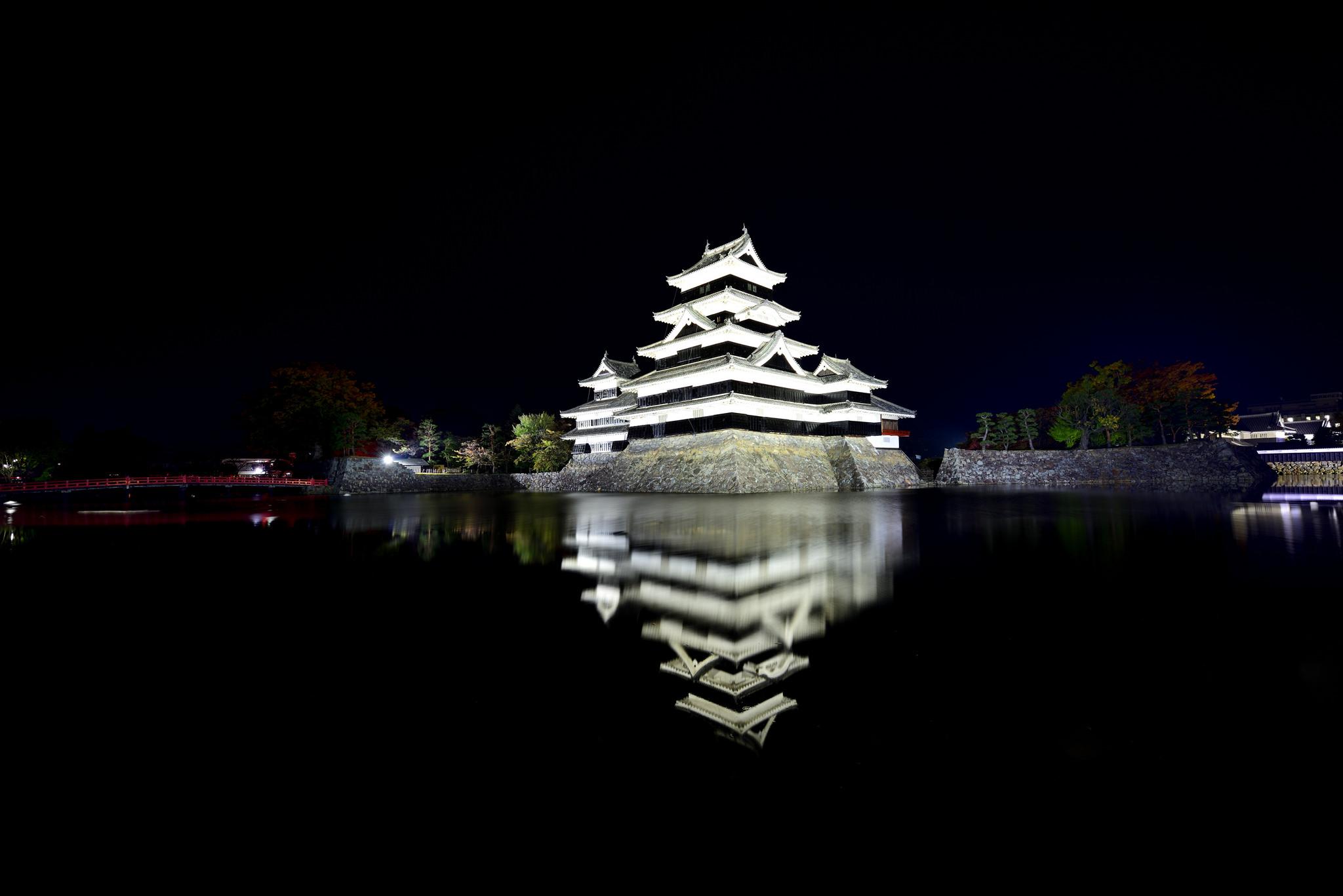 Matsumoto Castle Hd Wallpaper Background Image 2048x1367 Id