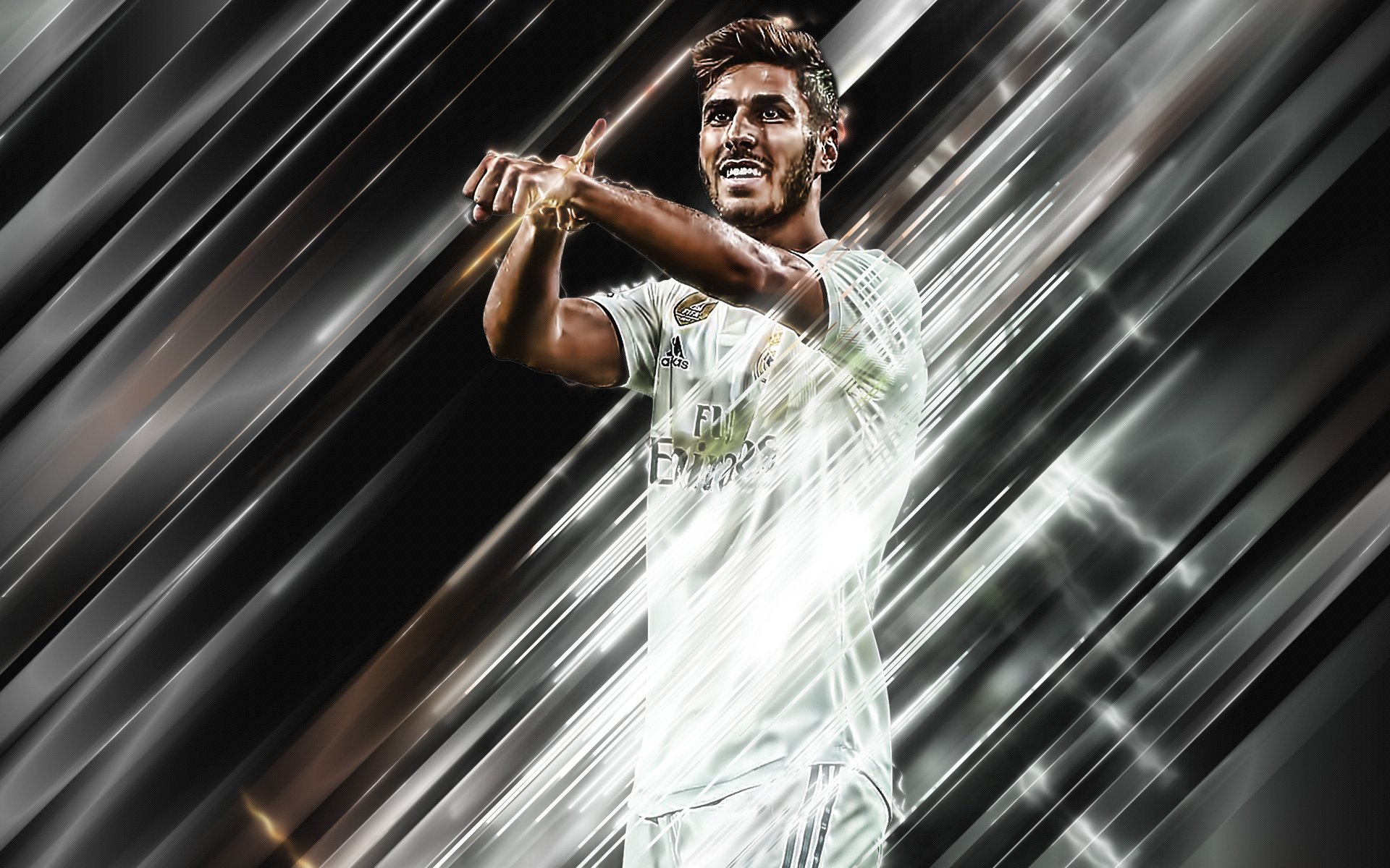 Marco Asensio Willemsen - Real Madrid 4k Ultra HD ...