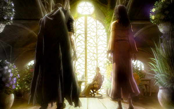 Anime Berserk (2016) HD Wallpaper   Background Image