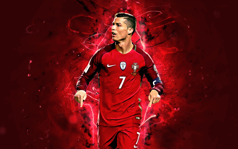 Cristiano Ronaldo Dos Santos Aveiro Portugal Fondo De