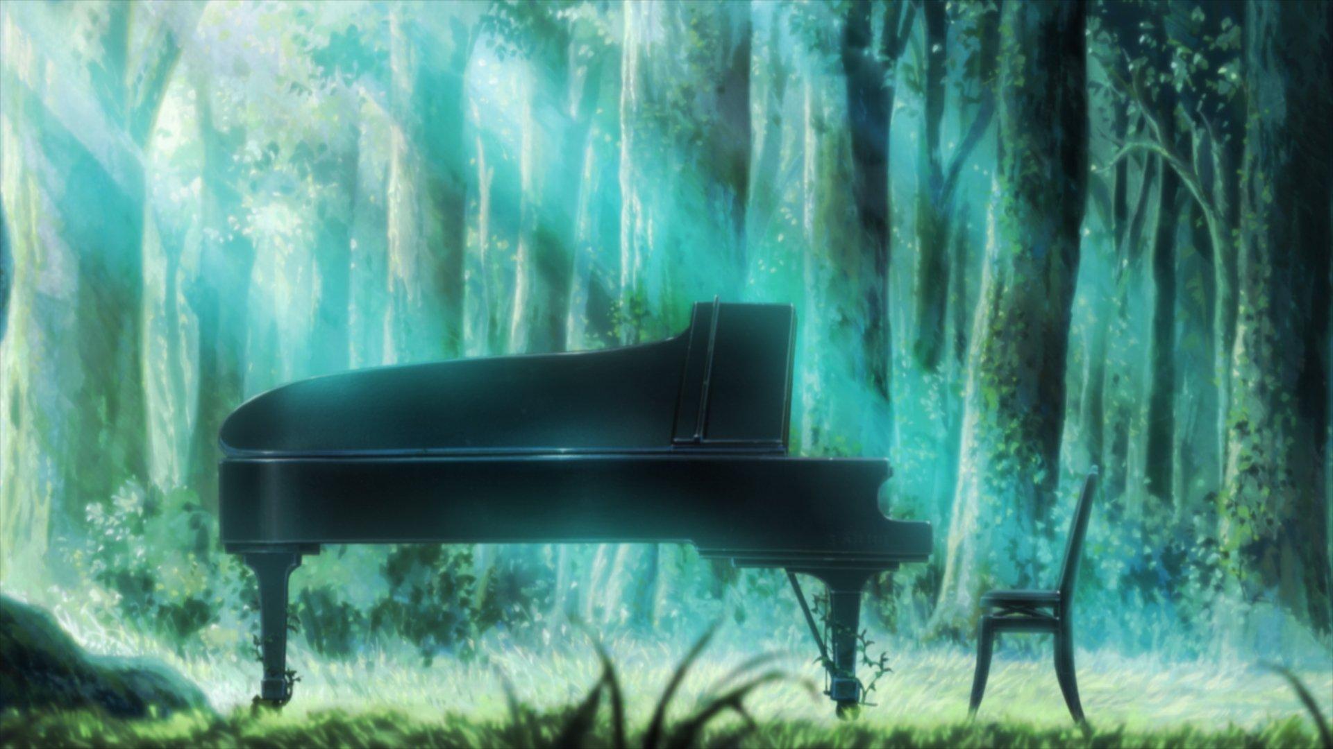 Musik - Piano  Bakgrund