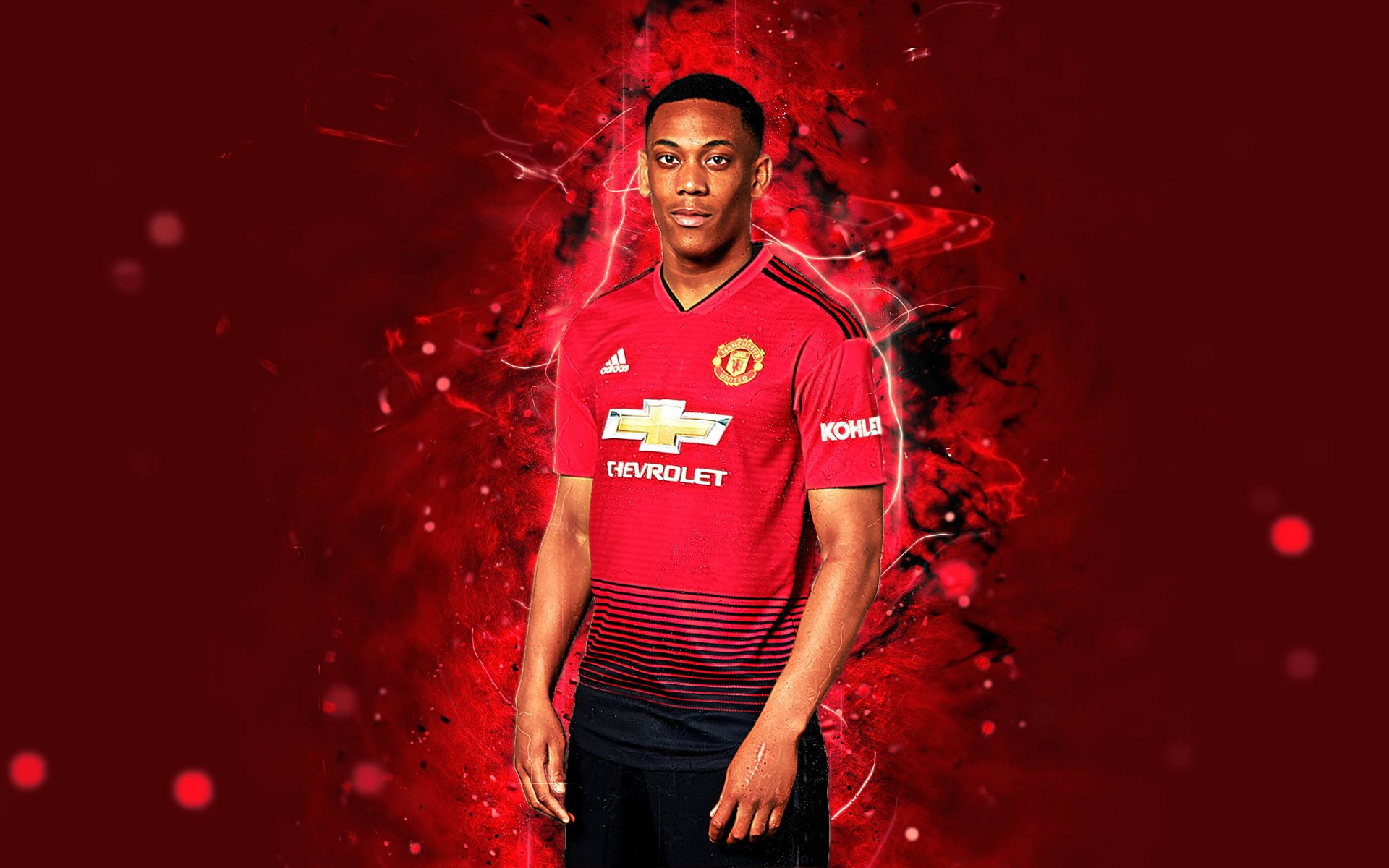 13 Anthony Martial HD Wallpapers