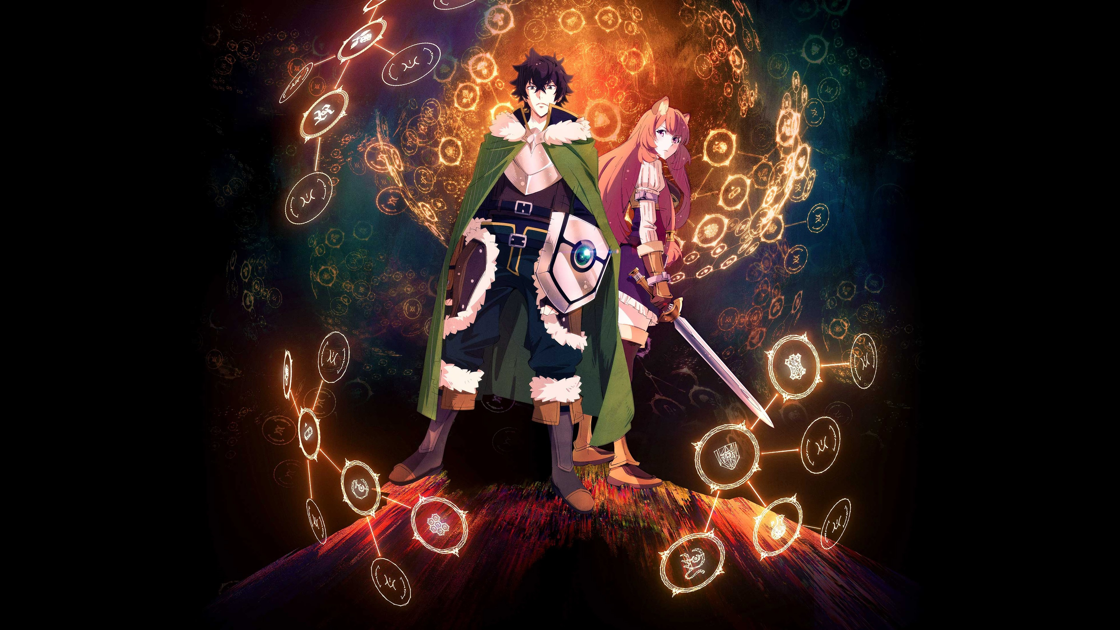23 raphtalia the rising of the shield hero hd wallpapers background images wallpaper abyss - The rising of the shield hero raphtalia ...