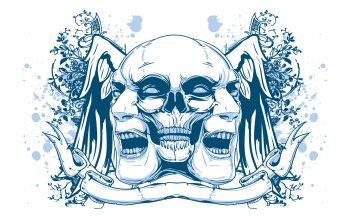 Dark - Skull Wallpapers and Backgrounds ID : 97285