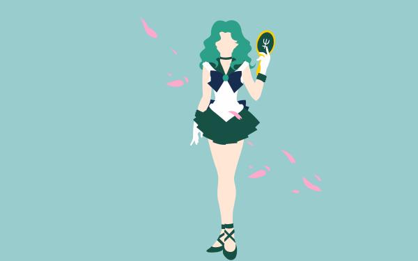 Anime Sailor Moon Sailor Neptune HD Wallpaper | Background Image