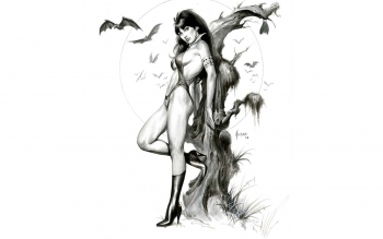 Comics - Vampirella Wallpapers and Backgrounds ID : 97359