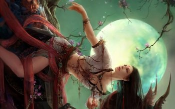 Fantasy - Women Wallpapers and Backgrounds ID : 97439
