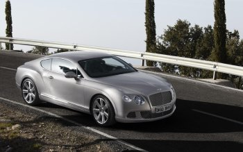 Vehicles - Bentley Continental GT  Wallpapers and Backgrounds ID : 97595