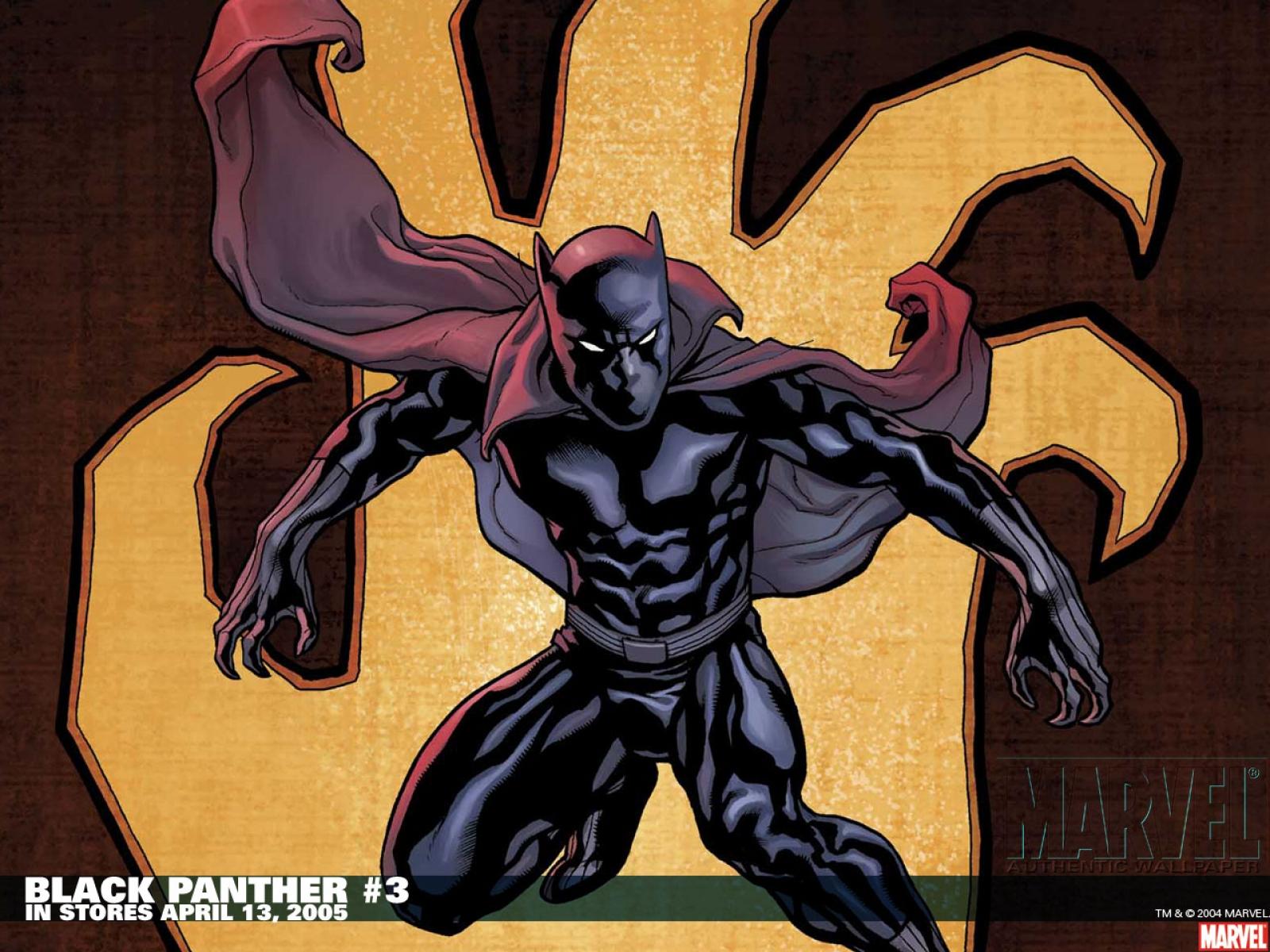 Black Panther Comic Wallpaper: Black Panther Wallpaper And Background Image