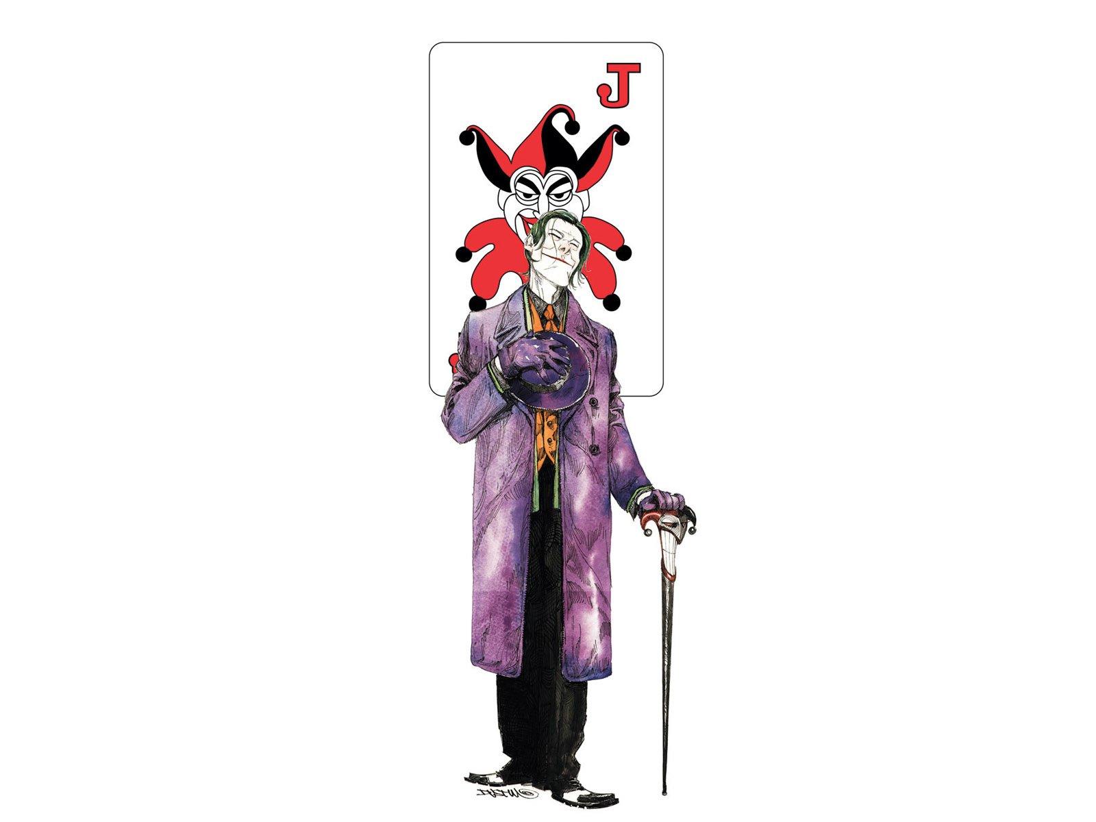 Joker Fondo De Pantalla And Fondo De Escritorio 1600x1200