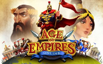 Preview Video Game - Age Of Empires Art