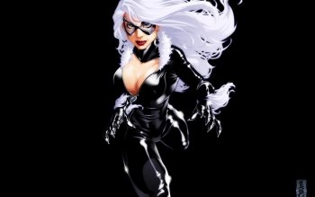 Comics - Black Cat Wallpapers and Backgrounds ID : 97785