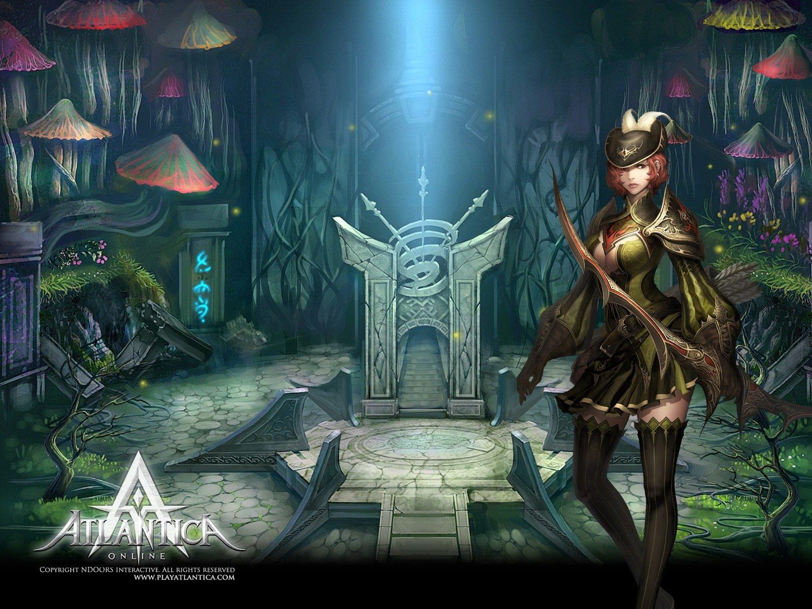 Video Game - Atlantica Online  Wallpaper